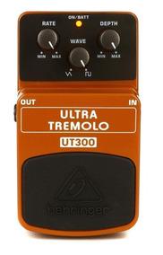 Pedal Para Guitarra Behringer Ut300 Ultra Tremolo