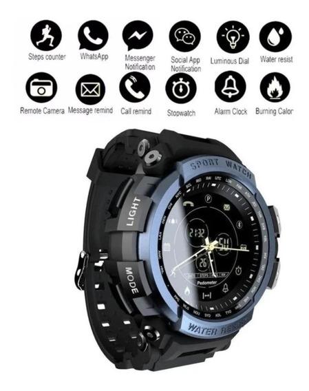 Relógio Smartwatch Lokmat Dx 16 Bluetooth Frete Grátis