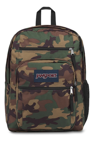 Mochila Jansport Big Student Camuflada
