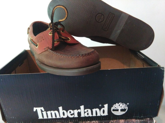 Zapatos Nauticos Timberland Nuevos