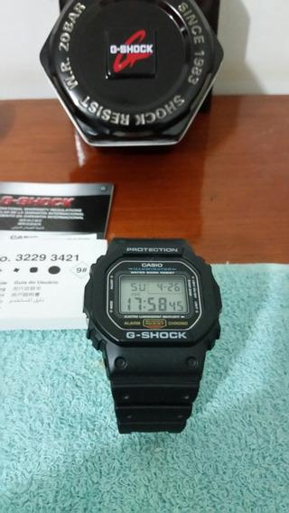 Relógio Casio G-shock Dw5600-e