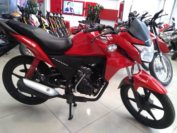 Cb 110 Std Y Dlx Honda Edición 2021