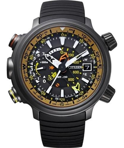 Citizen Altichron Titanium Relógio Bn4026-09e 12 X Sem Juros