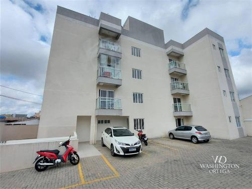 Imagem 1 de 14 de Apartamento À Venda, 46 M² Por R$ 160.000,00 - Cruzeiro - São José Dos Pinhais/pr - Ap0747