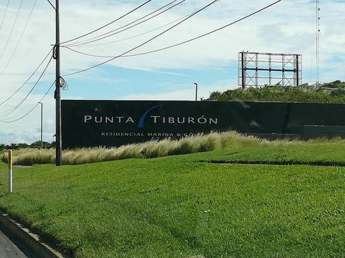 Imagen 1 de 4 de Terreno En Venta Punta Tiburón, Residencial, Marina & Golf