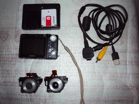 Maquina Fotográfica Sony W55 Componentes