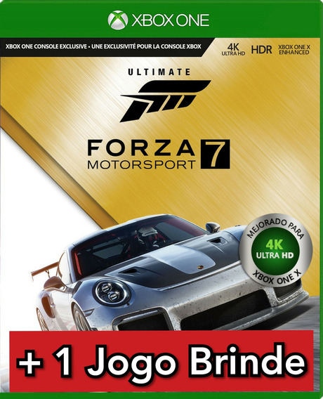 Forza Motorsport 7 Ultimate Edition Xbox One Mídia Digital