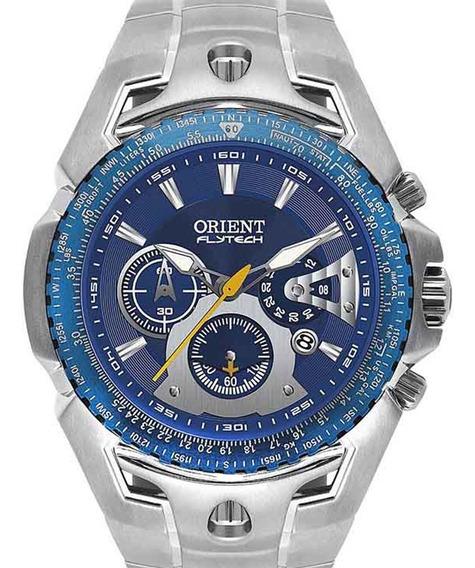 Relógio Orient Masculino Flytech Mbttc006 D1sx Garantia E Nf