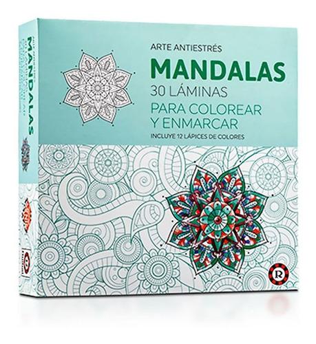 Imagen 1 de 2 de Mandalas Arte Original Ruibal