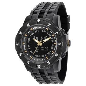 Relógio Speedo 81127g0evnp6 Pulso Analógico - Digital Preto