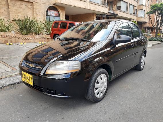 Chevrolet Aveo Ls 1600 Aa 2008