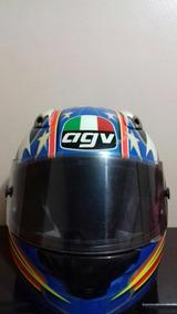 Capacete Agv X-r2 Importado Da Itália