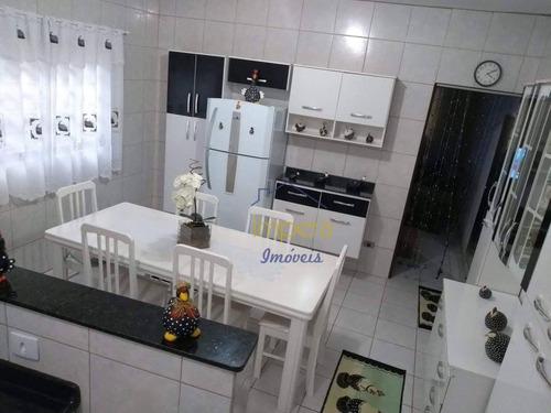 Chácara Com 2 Dormitórios À Venda, 660 M² Por R$ 320.000,00 - Capão Grosso Ii - São José Dos Campos/sp - Ch0008