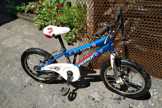 Bicicletas Infantiles Rodado 16