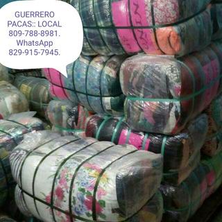 Guerrero Pacas,vent De Ropa Extranjera Por Pacas,miguelpacas