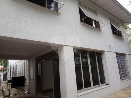Casa Com 05 Dormitórios E 02 Suítes No Jardim Paulista. - 226-im207209
