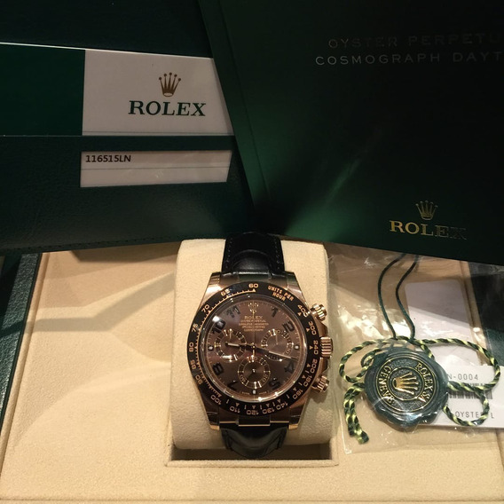 Relógio Masculino Rolex Daytona Réplica Top+frete+12x