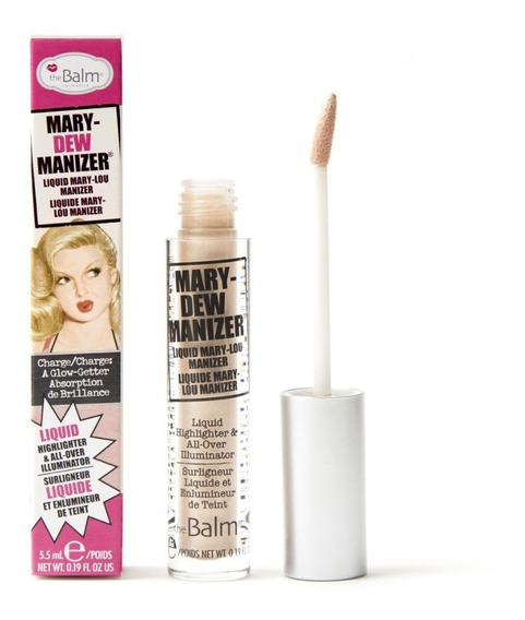 Iluminador Liquido The Balm Mary Drew