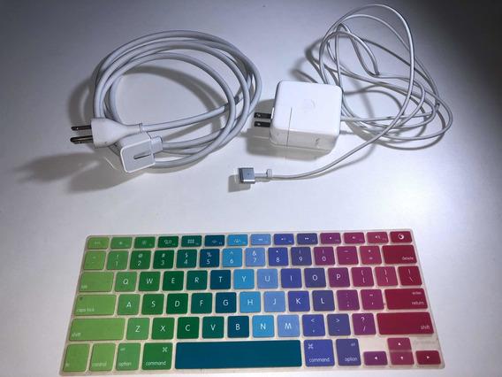Macbook Air 13 1,4ghz 4gb 128 Ssd + Protetor De Teclado+case