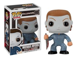 Funko Pop Halloween Michael Myers 03 Nuevo Original