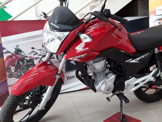 Honda Cg 160 Fan - Esdd - Completa - Flex - Adquira A Sua!!!