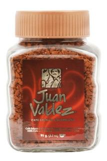 Envio Gratis! Cafe Juan Valdez Soluble Premium 190 Grs