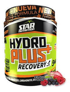 Bebida Isotonica Hydro Plus Recovery X 700gr Star Nutrition