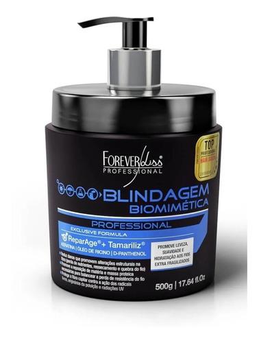 Blindaje Para Cabello Hidratación Profunda Biométrica