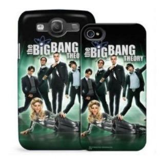 Capa Celular Samsung S4 Big Bang Theory Case Mate Pvc