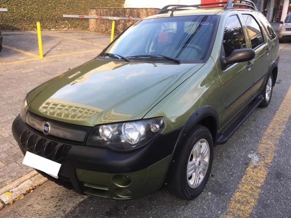 Fiat Palio 1.8 Mpi Adventure 4p