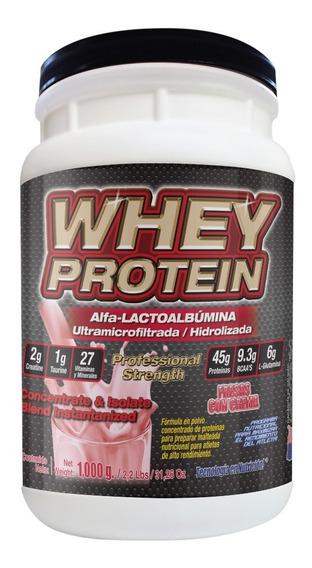 Whey Protein 1,000 Gr Alfa-lactoalbúmina F&nt