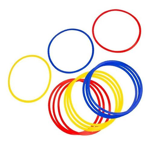 Aro Deportivo 50cm Entrenamiento Coordinación Fútbol Fitness