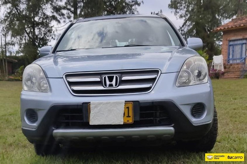 Honda Crv 2.4 Ex 2005