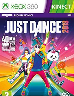 Juego Xbox 360 Just Dance 2018 Original ¡ Oferta !
