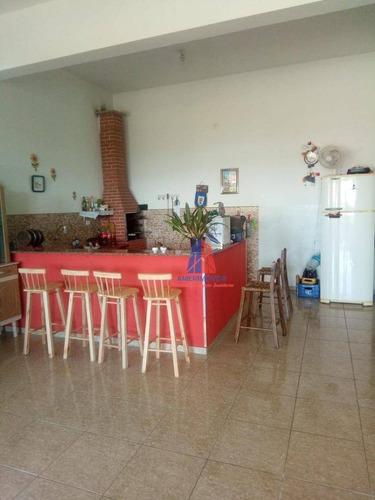 Chácara Com 3 Dormitórios À Venda, 700 M² Por R$ 580.000 - Chácaras Cruzeiro Do Sul - Santa Bárbara D'oeste/sp - Ch0071
