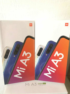 Xiaomi Mi A3 Dual Sim Versão Global / 128gb E 4gb Ram Blue