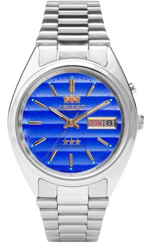 Relógio De Pulso Orient Automático Unissex 469wa3 A1sx