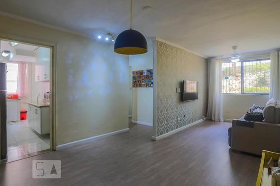 Apartamento Térreo Com 2 Dormitórios E 1 Garagem - Id: 892985174 - 285174