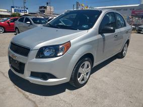 Chevrolet Aveo 1.6 Lt 2016