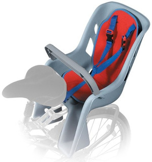Asiento De Bicicleta Para Niños Línea Clásica