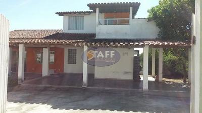 Casa Residencial À Venda, Caminho De Búzios, Cabo Frio. - Ca0936