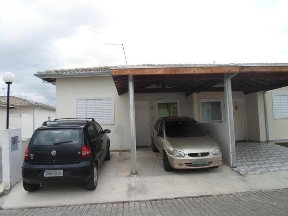 Casa Com 2 Dormitórios À Venda, 68 M² Por R$ 175.000,00 - Cidade Salvador - Jacareí/sp - Ca0251