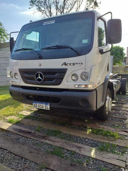 Camion Accelo 815 0km Mercedes Benz