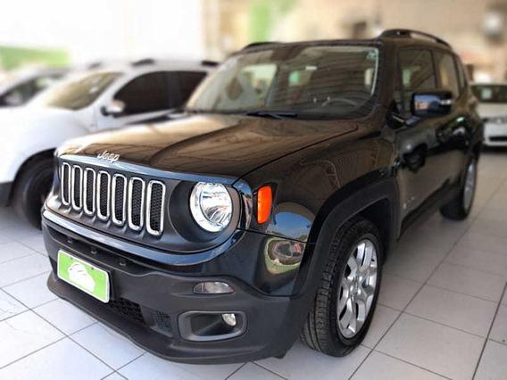 Jeep - Renegade Longitude 1.8 Flex Automatico 2016