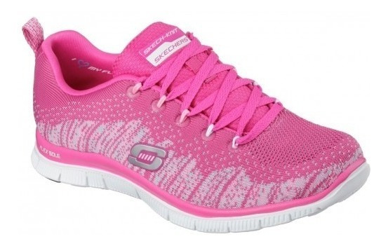 Tênis Skechers Talent Flair Running Flex Appeal Caminhada