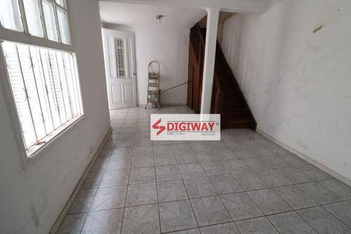Imagem 1 de 21 de Sobrado Com 2 Dormitórios Para Alugar, 100 M² Por R$ 2.800,00/mês - Saúde - São Paulo/sp - So0542