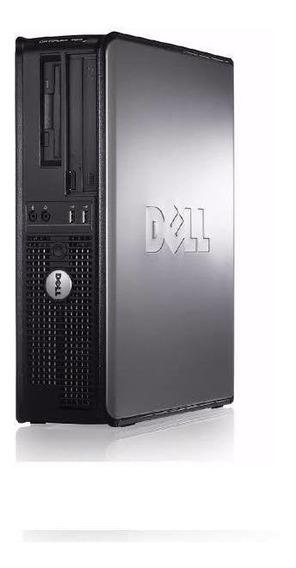 Dell Optiplex Core 2 Duo + Ssd 120gb + Hd 500gb + 4gb Ram