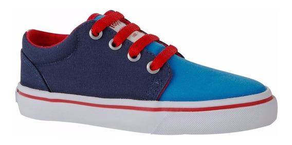 Zapatilla Lona Kids - Topper Carson Kids