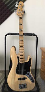 American Fender Jazz Bass *elite Cuerdas