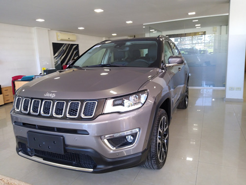 Jeep Compass 2021 2.4 Limited Plus